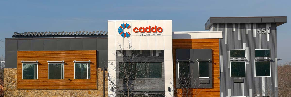 Caddo Office Reimagined in Allen