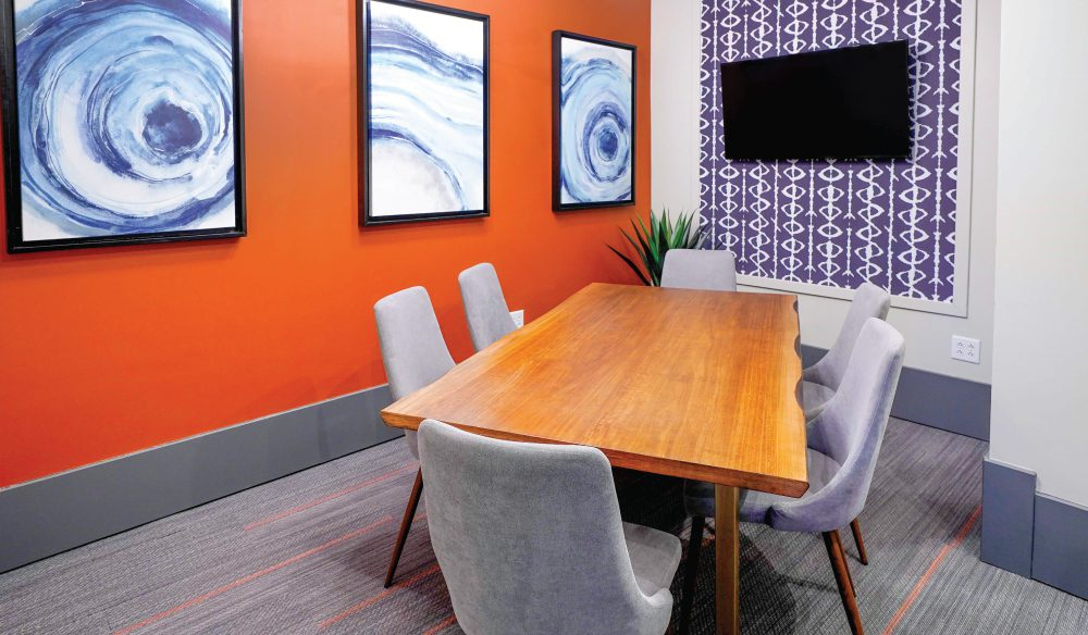 Caddo Office Reimagined private office space rental